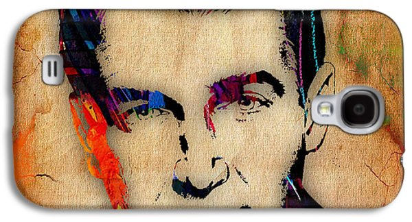 Jimmy Stewart Collection Galaxy S4 Case by Marvin Blaine