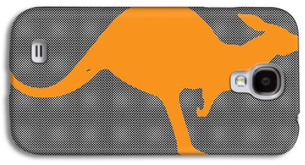 Kangaroo Galaxy S4 Case by Manik