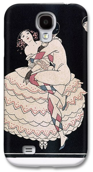 Karsavina Galaxy S4 Case by Georges Barbier