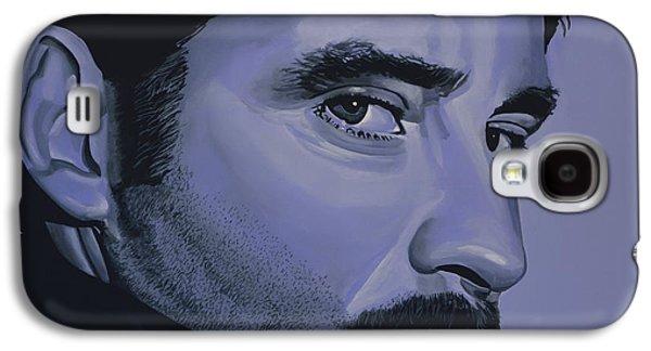 Chill Galaxy S4 Cases - Kevin Kline Galaxy S4 Case by Paul  Meijering