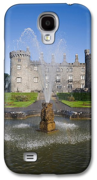 Reconstruction Galaxy S4 Cases - Kilkenny Castle - Rebuilt In The 19th Galaxy S4 Case by Panoramic Images