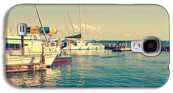 My Ocean Galaxy S4 Cases - Lahaina Maui Hawaii Galaxy S4 Case by Sharon Mau