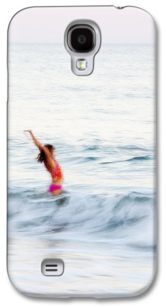 Lively Galaxy S4 Cases - Last Days of Summer Galaxy S4 Case by Carol Leigh