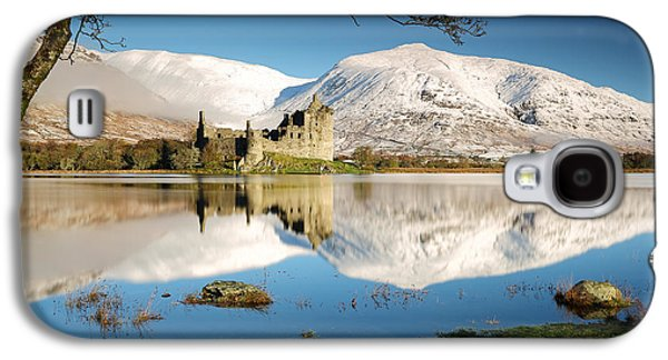 Business Decor Galaxy S4 Cases - Loch Awe Galaxy S4 Case by Grant Glendinning