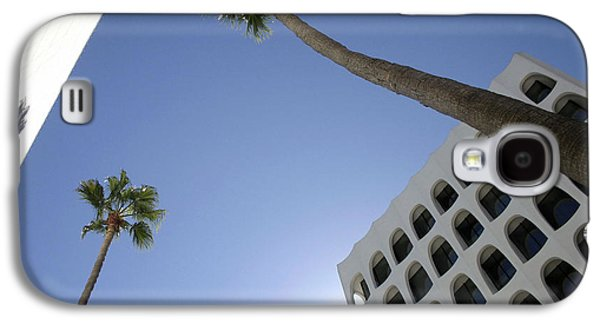 Cora Wandel Galaxy S4 Cases - Looking Up In Beverly Hills Galaxy S4 Case by Cora Wandel