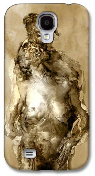 Love Making Galaxy S4 Cases - Melt Galaxy S4 Case by Kurt Van Wagner
