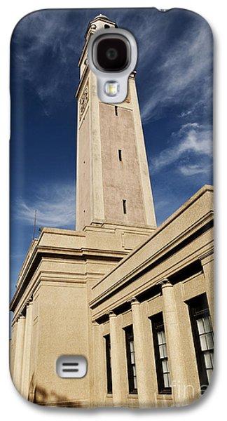 Memorial Tower Galaxy S4 Case by Scott Pellegrin