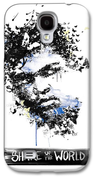 Personality Galaxy S4 Cases - Muhammad Ali Galaxy S4 Case by Pop Culture Prophet