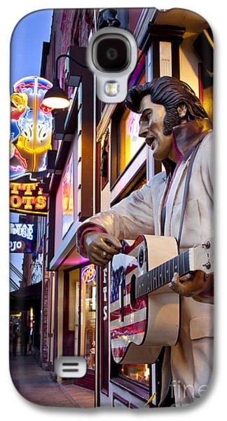 Nashville Tennessee Galaxy S4 Cases - Music City USA Galaxy S4 Case by Brian Jannsen