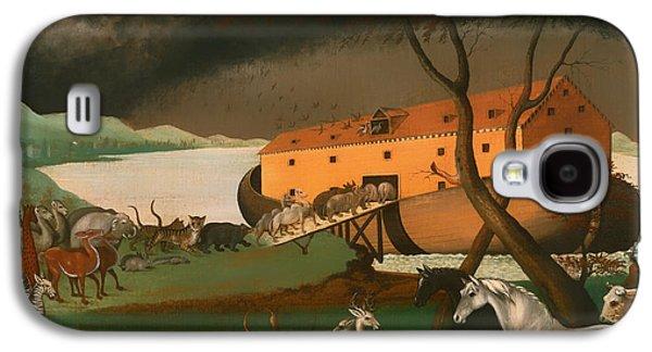Noah's Ark Galaxy S4 Case by Mountain Dreams