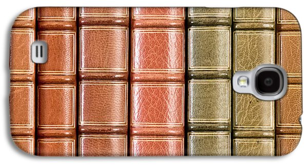 Valuable Galaxy S4 Cases - Old books Galaxy S4 Case by Tom Gowanlock