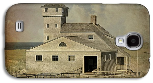 Chatham Galaxy S4 Cases - Old Harbor Lifesaving Station -- Cape Cod Galaxy S4 Case by Stephen Stookey