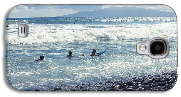 My Ocean Galaxy S4 Cases - Olowalu Maui Hawaii Galaxy S4 Case by Sharon Mau