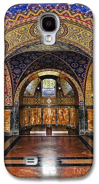 Mosaic Galaxy S4 Cases - Orthodox Church interior Galaxy S4 Case by Elena Elisseeva