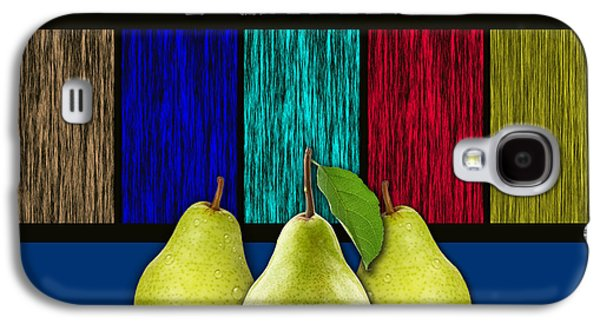 Pears Galaxy S4 Cases - Pears Galaxy S4 Case by Marvin Blaine