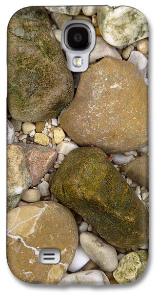 Pebbles Galaxy S4 Cases - Pebble Photography Galaxy S4 Case by Rachel Stribbling