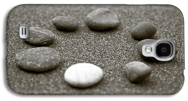 Best Sellers -  - Concept Photographs Galaxy S4 Cases - Pebbles Galaxy S4 Case by Frank Tschakert
