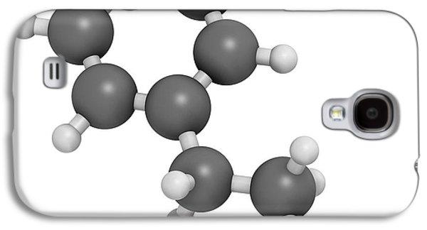 Phenelzine Antidepressant Molecule Galaxy S4 Case by Molekuul