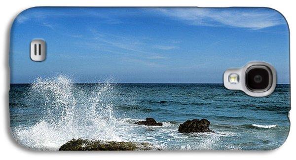 Buildin Galaxy S4 Cases - Piedras en el mar Galaxy S4 Case by Riccardo Zullian