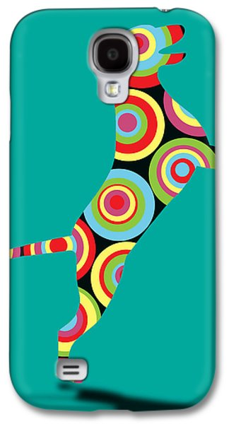 Animation Galaxy S4 Cases - Pointer Galaxy S4 Case by Mark Ashkenazi