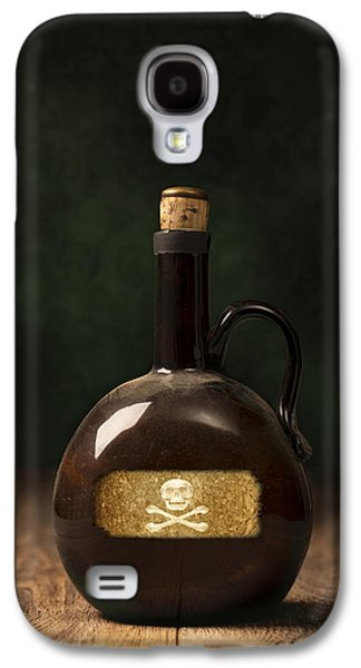 Torn Galaxy S4 Cases - Poison Bottle Galaxy S4 Case by Amanda And Christopher Elwell