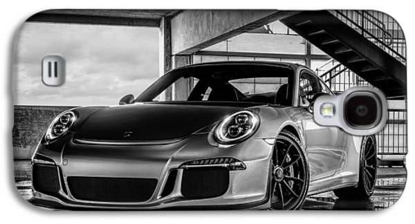 Porsche 911 Gt3 Galaxy S4 Case by Douglas Pittman