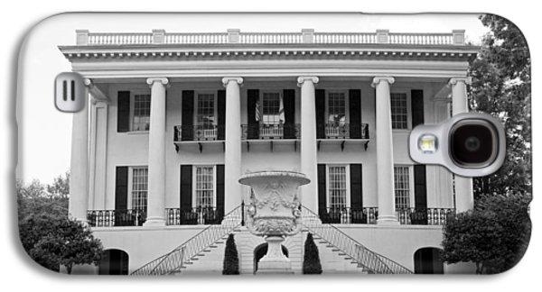 University Of Alabama Galaxy S4 Cases - Presidents Mansion - University of Alabama Galaxy S4 Case by Mountain Dreams