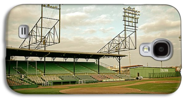 Sports Photographs Galaxy S4 Cases - Rickwood Field Birmingham Alabama Galaxy S4 Case by Mountain Dreams