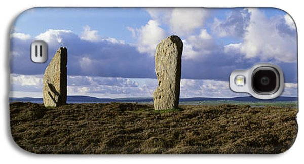 Megalith Galaxy S4 Cases - Ring Of Brodgar, Orkney Islands Galaxy S4 Case by Panoramic Images