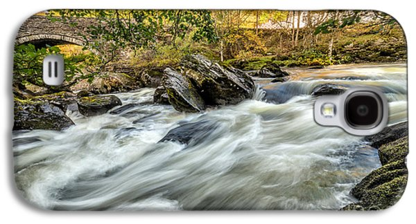 Waterscape Digital Galaxy S4 Cases - Rocky River Galaxy S4 Case by Adrian Evans