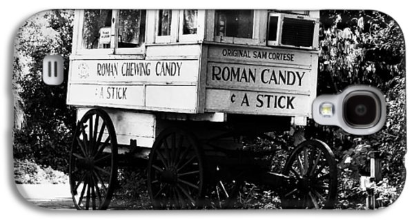 Local Food Galaxy S4 Cases - Roman Candy Galaxy S4 Case by Scott Pellegrin