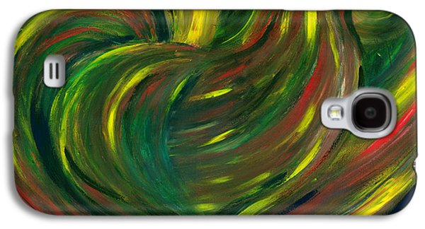 Effervescence Galaxy S4 Cases - Rooster Galaxy S4 Case by Fanny Diaz