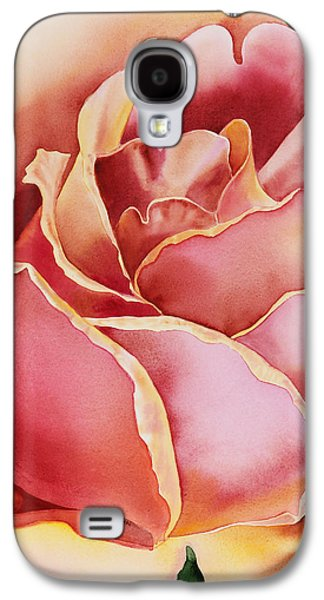 Rose Petals Galaxy S4 Cases - Rose  Galaxy S4 Case by Irina Sztukowski