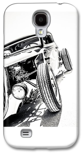 Antique Automobiles Galaxy S4 Cases - Salt Metal Galaxy S4 Case by Holly Martin