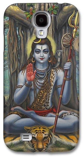 Shiva Galaxy S4 Case by Vrindavan Das