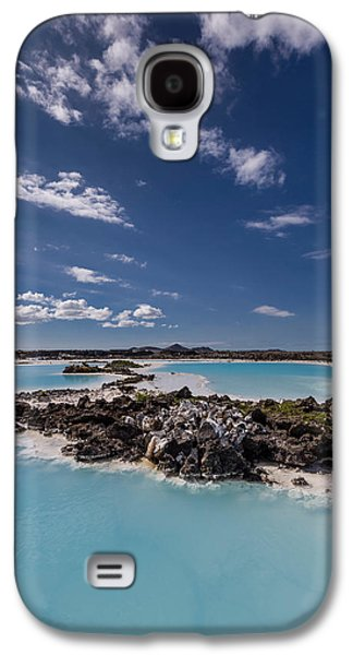 Power Plants Galaxy S4 Cases - Silica Deposits In Water By The Galaxy S4 Case by Panoramic Images
