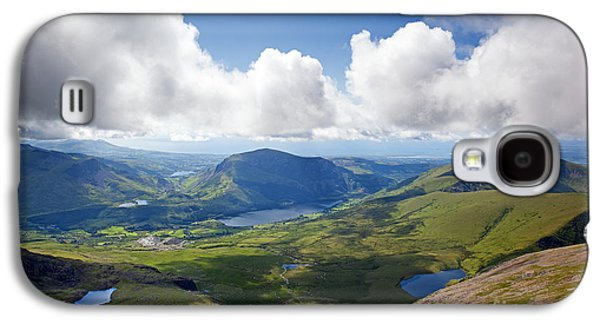 Water Scene Galaxy S4 Cases - Snowdonia Galaxy S4 Case by Jane Rix