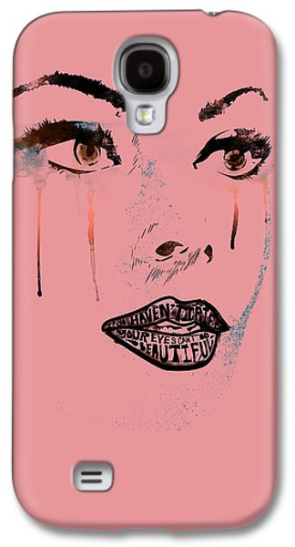 Personality Galaxy S4 Cases - Sofia Loren Galaxy S4 Case by Pop Culture Prophet