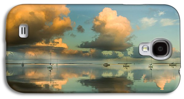 Waterscape Galaxy S4 Cases - SOUNDS of SILENCE Galaxy S4 Case by Karen Wiles