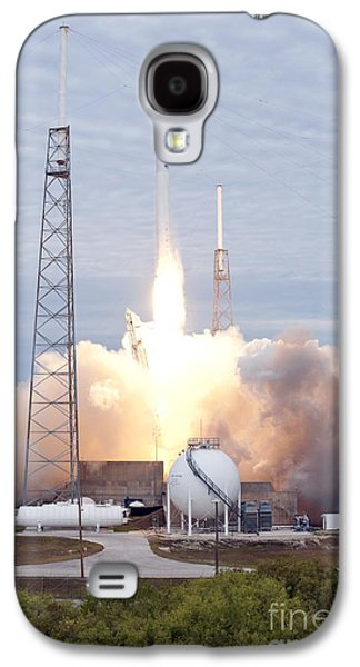 Technological Photographs Galaxy S4 Cases - Spacex Crs-2 Launch, March 2013 Galaxy S4 Case by Nasa