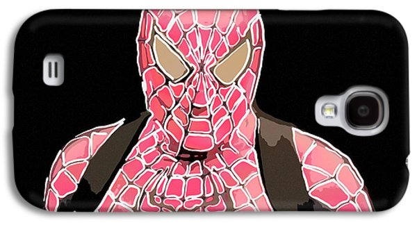 Animation Galaxy S4 Cases - Spiderman Galaxy S4 Case by Toppart Sweden