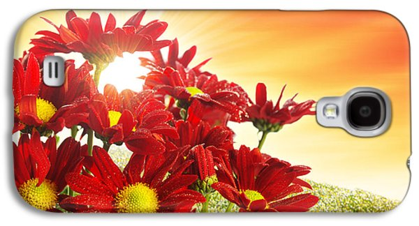 Vibrant Galaxy S4 Cases - Spring Blossom Galaxy S4 Case by Carlos Caetano