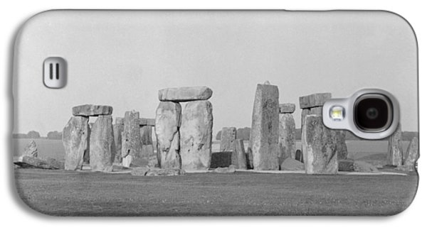 Landmarks Photographs Galaxy S4 Cases - Stonehenge Galaxy S4 Case by Anonymous
