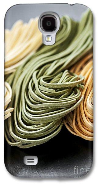 Tagliolini Pasta Galaxy S4 Case by Elena Elisseeva