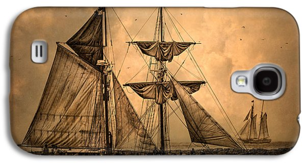 Tall Ships Galaxy S4 Case by Dale Kincaid
