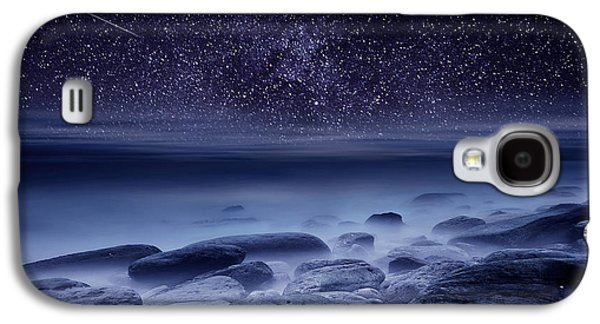 Waterscape Galaxy S4 Cases - The cosmos Galaxy S4 Case by Jorge Maia