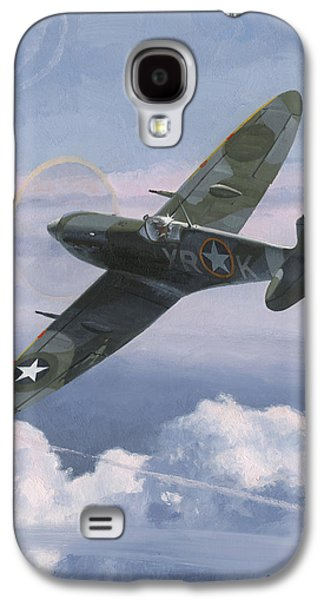4th Paintings Galaxy S4 Cases - The High Country Galaxy S4 Case by Wade Meyers