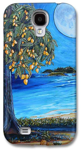 The Mango Tree Galaxy S4 Case by Patti Schermerhorn