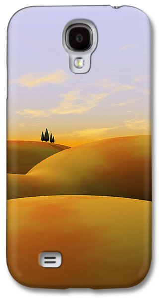 Outdoors Galaxy S4 Cases - Toscana 3 Galaxy S4 Case by Cynthia Decker