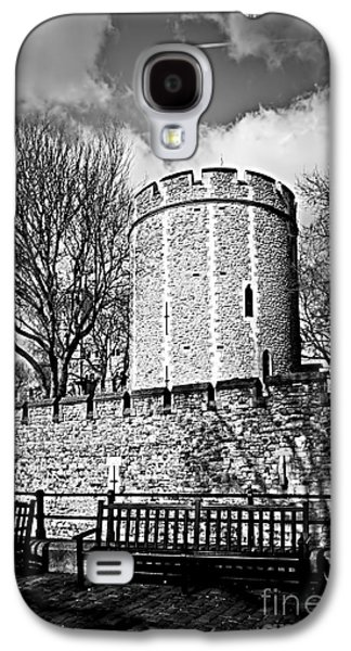 Jail Galaxy S4 Cases - Tower of London Galaxy S4 Case by Elena Elisseeva